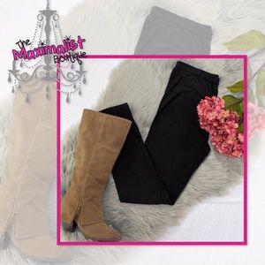 84f5da38b5 Women s Plus Size Sweater Dress With Leggings on Poshmark